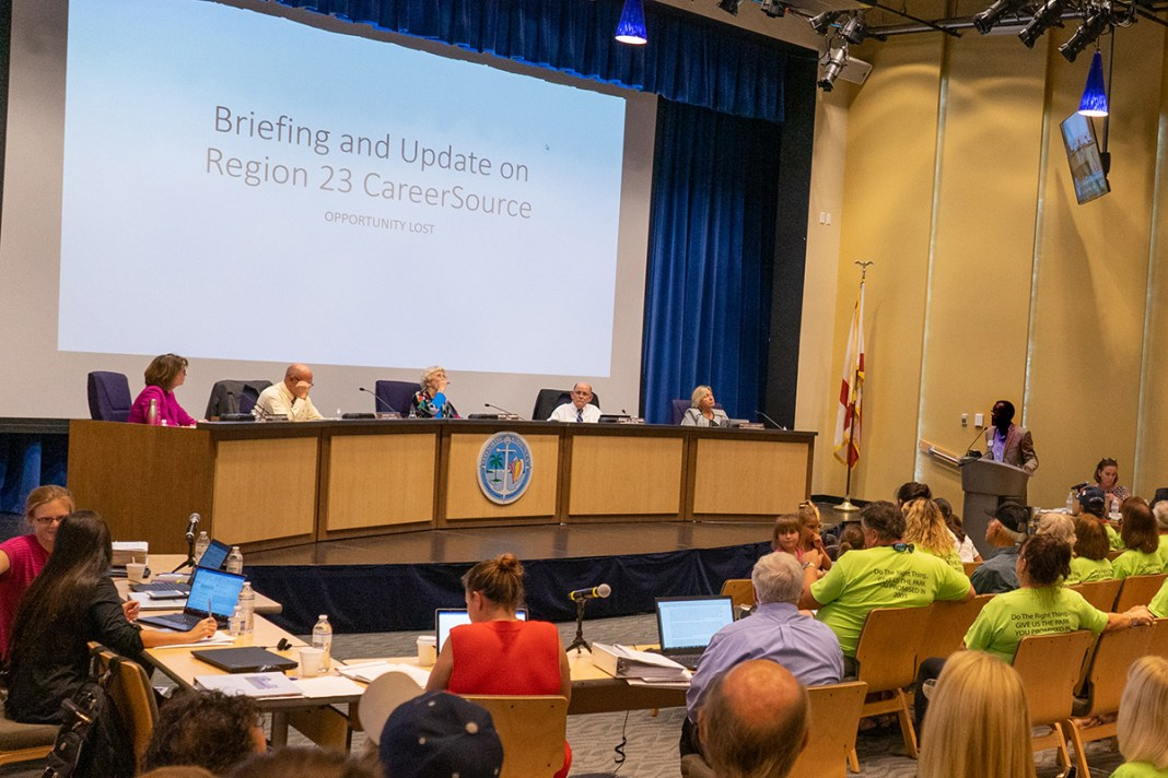 BOCC votes to circumvent CareerSource and bring federal training funds directly to Keys