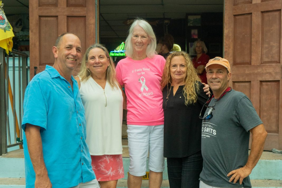Kathy Snow, breast cancer