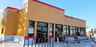 POPEYE'S MAKES PROGRESS IN KEY WEST