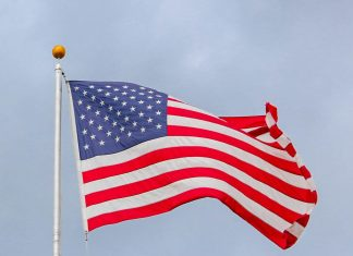 Veteran Town Halls – Nov. 14 (Key Largo) and Nov. 15 (Key West) - A red white and blue flag - Independence Day