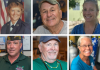 Keys Weekly honors local veterans - A group of people posing for the camera - Product