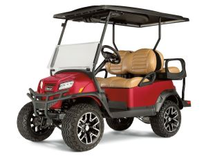 Forster named Mayor – Legalizing golf carts discussed - A motorcycle parked on top of a car - Car