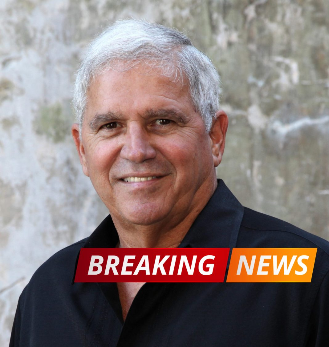 Governor appoints Cates to County Commission — Former Key West mayor to finish Kolhage's term - A man smiling for the camera - Key West Citizen