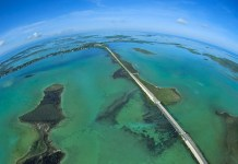 Lower Keys Aerial