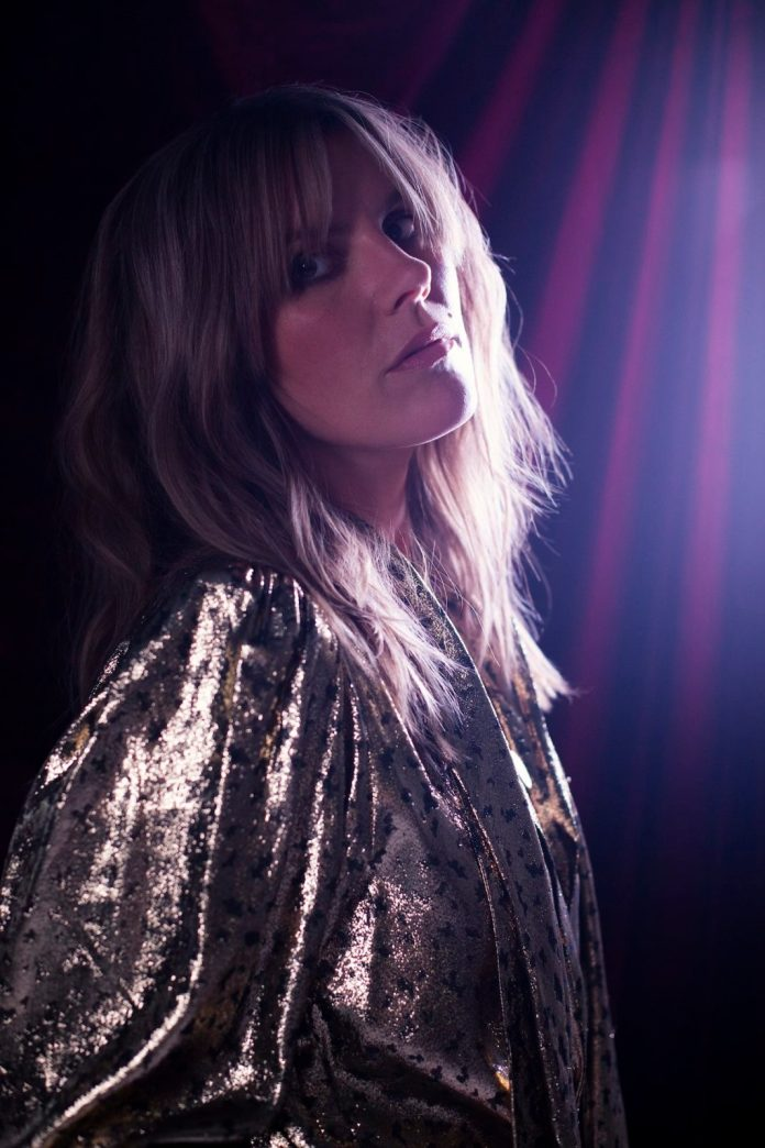 The return and rise of Grace Potter - A close up of a woman with dark hair - Grace Potter