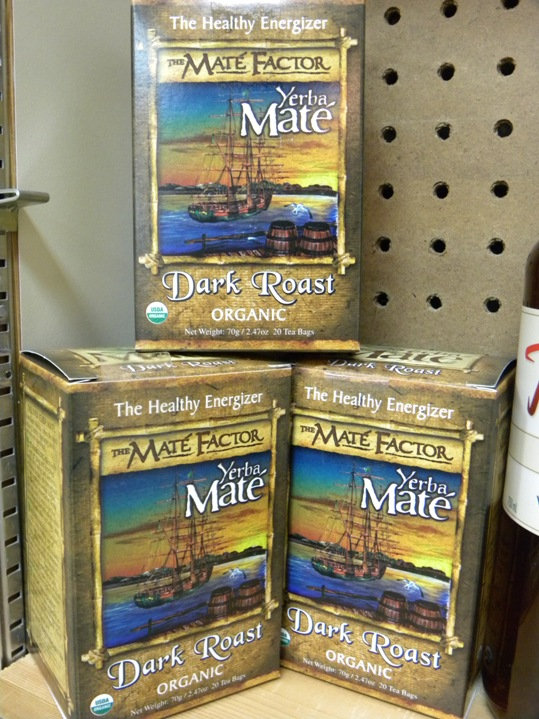 Yerba Maté also provides an excellent source of antioxidants – as much as four to six times higher that green tea