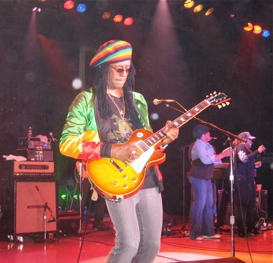 Jr Marvin the original Wailers Live