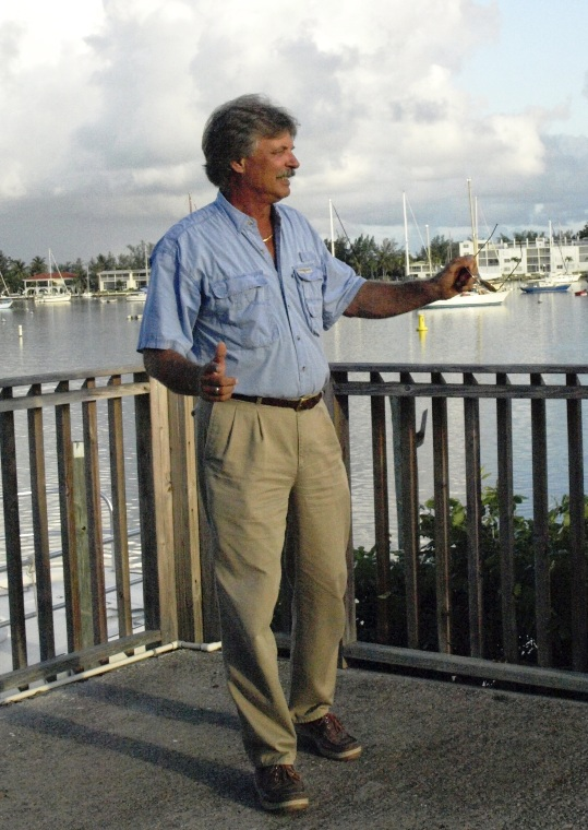 Don Vasil at City Marina
