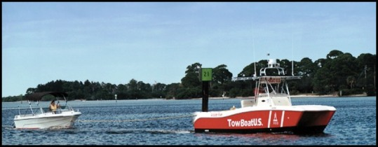 Towing Boat