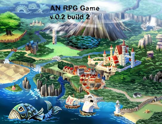 Bug fixes: An RPG Game v.0.2 build 2