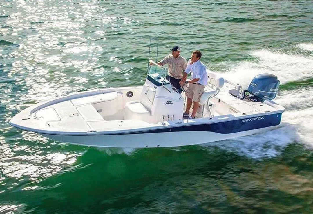 Key West Boat Rentals Bay Boat 20ft
