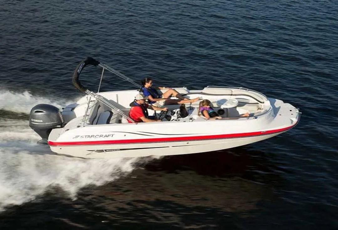 Key West Boat Rentals Deck Boat