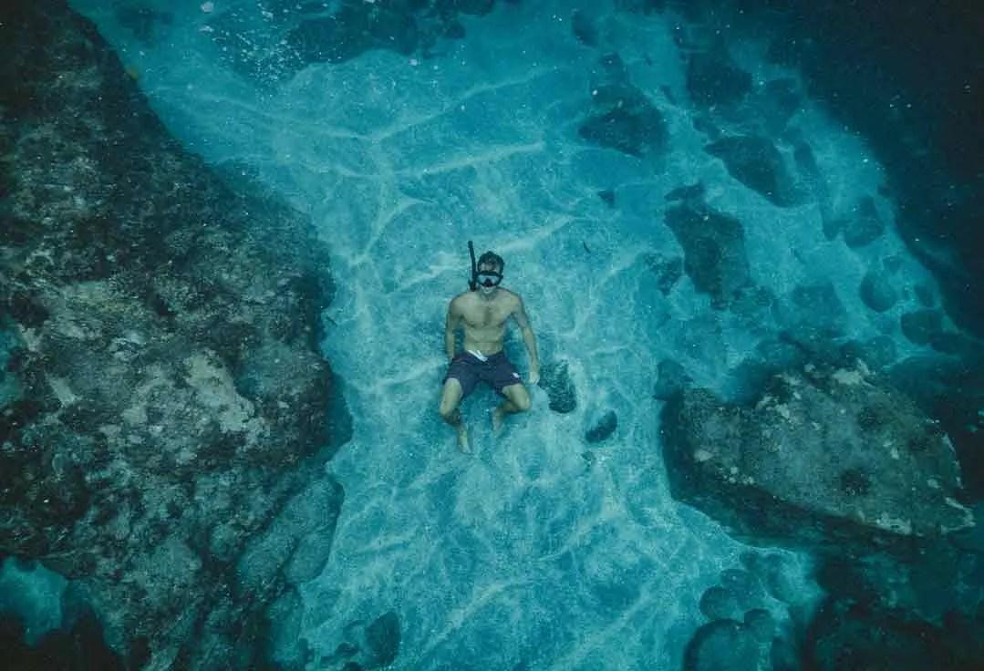 Key West Snorkeling - Free Diving