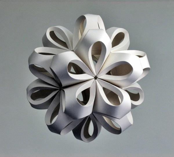 Richard Sweeney Paper Sculptures