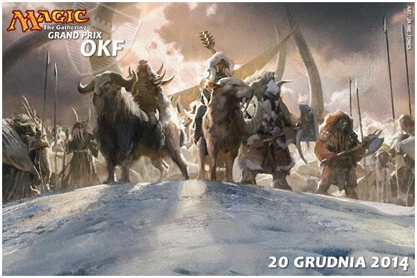 Grand Prix OKF / 20 grudnia 2014