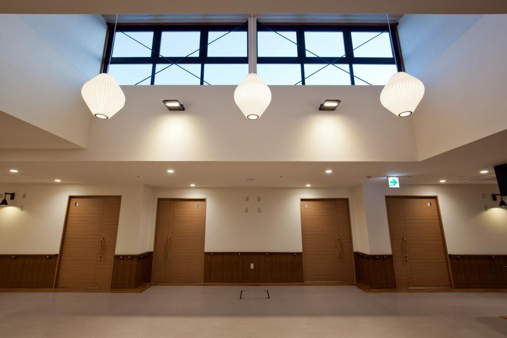 Nursing Home Suisai Kan Interior