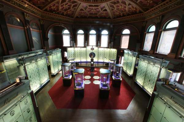 Hockey Hall Of Fame Kfa Architects And Planners