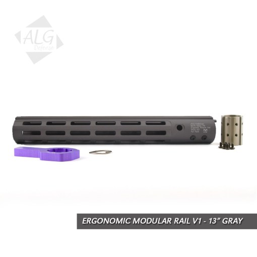 ALG Defense Ergonomic Modular Rail (EMR) - V1 M-LOK