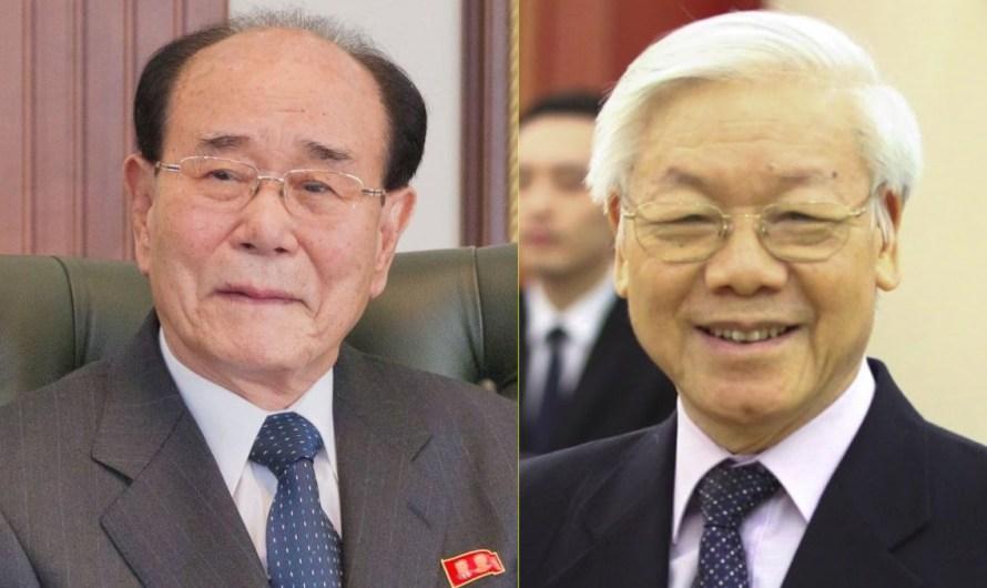 Kim Yong Nam felicita al nuevo presidente vietnamita
