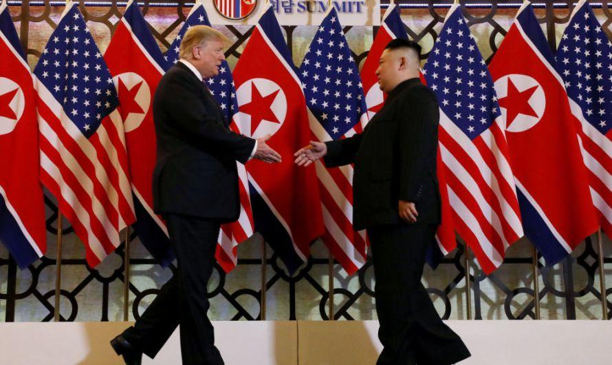 Acaba la cumbre de Hanoi sin acuerdo