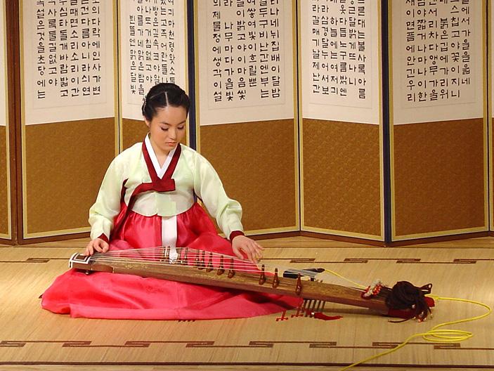 Protección de los bienes culturales inmateriales en Corea