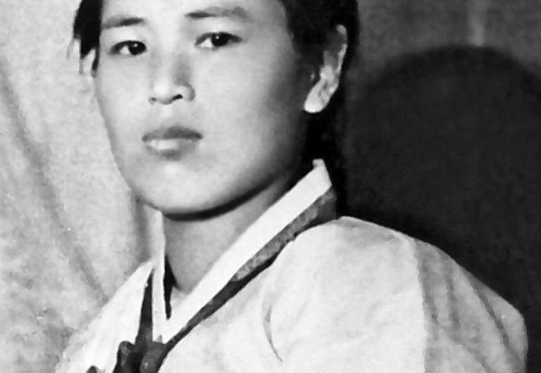 Acto por el aniversario del deceso de KIM JONG SUK.