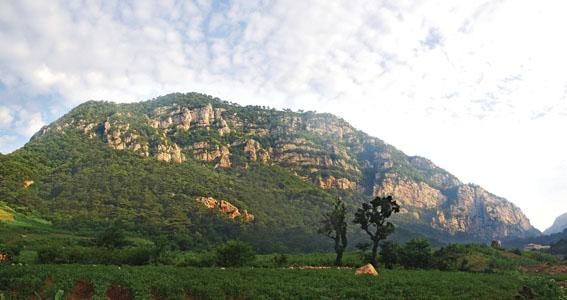 Monte Jangsu