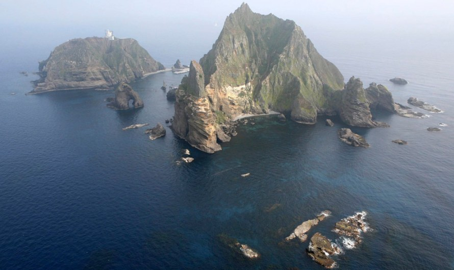 Disputa sobre la isla Tok.