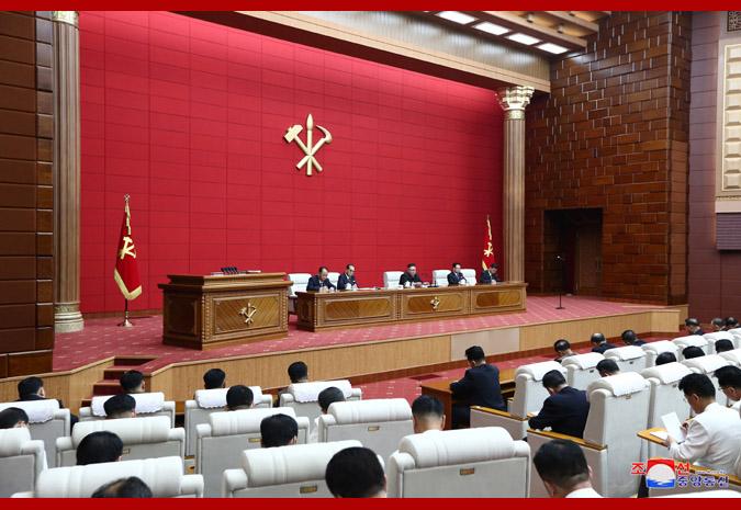 Tiene lugar la XVI reunión del Buró Político del VII período del CC del PTC