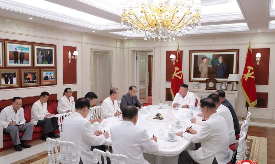 IV reunión del Consejo Ejecutivo del VII período del CC del PTC