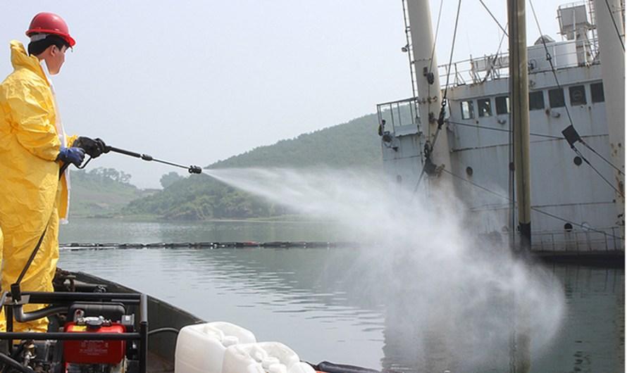Trabajando por un mar limpio
