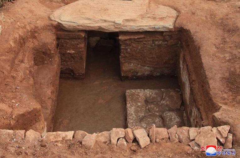 Descubierta nueva tumba