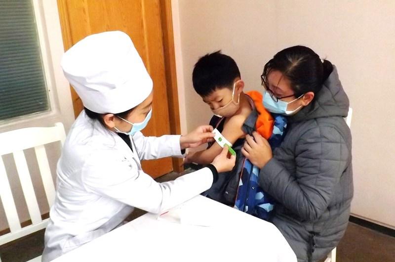 Dia de la Salud Infantil
