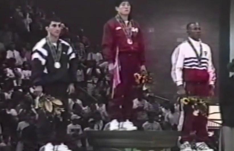 Kim Il, doble medalla de oro olímpica