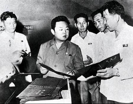 En recuerdo de KIM JONG IL