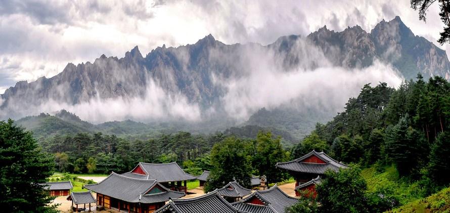 Patrimonios culturales del monte Kumgang