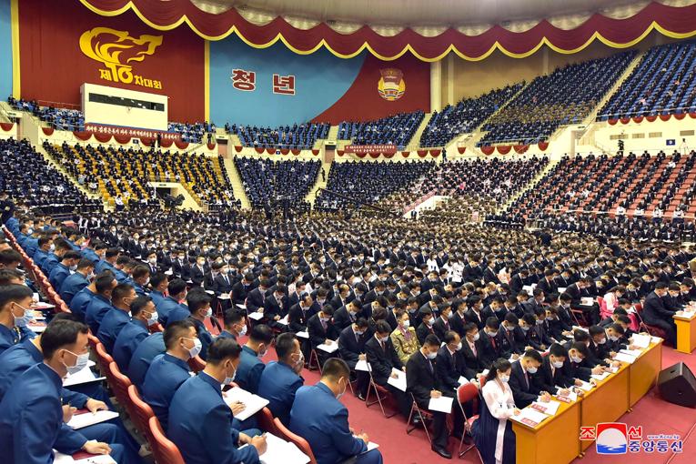 Inaugurado X Congreso de la Unión de la Juventud Kimilsungista-Kimjongilista