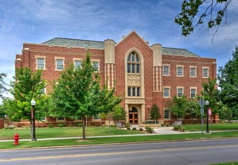 University of Oklahoma Zarrow Hall