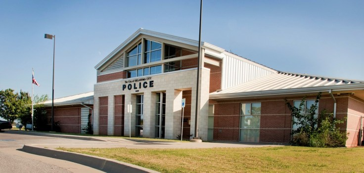 Santa Fe Police Briefing Station