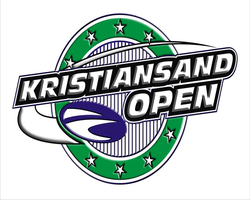 Kristiansand Open arrangeres 23. og 24 april 2016
