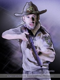 Rick Grimes Nightfall 2, by K Fairbanks