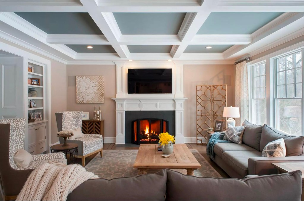 Kirsten Floyd Interior Design Family Room