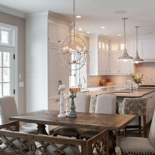 Kirsten Floyd Interior Design Kitchen