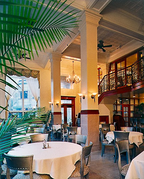 Cornerstone Restaurant Dining Room 2