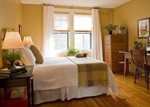 Historic Hartford Remodel Guest Bedroom