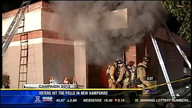 More Frayed Nerves After Arson Scare At Kingdom Hall CBS