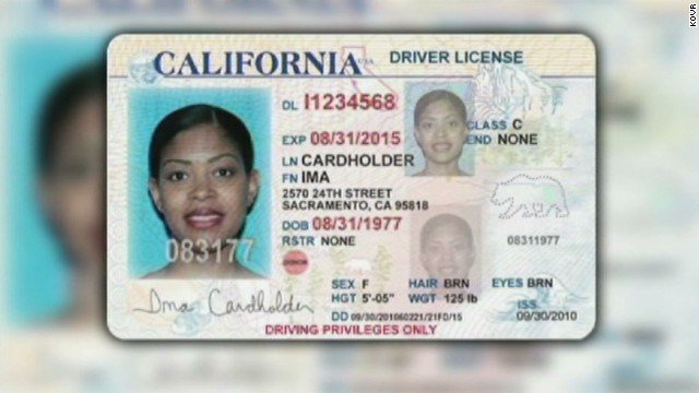 California Food Stamp Card