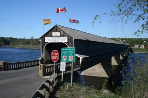 Hartland Bridge, NB