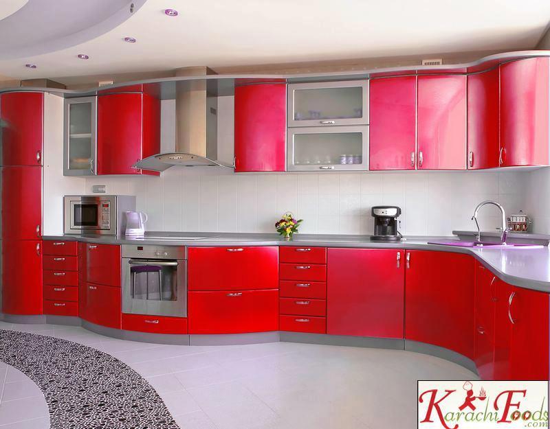 Small Kitchen Design Karachi