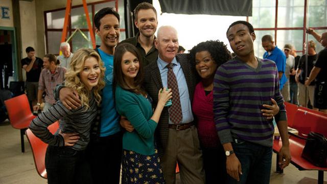 NBC's Community cast